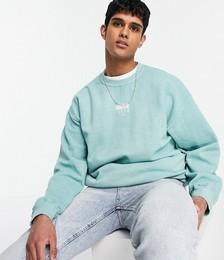 Tokyo Print Sweatshirt in Sage