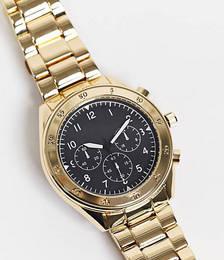Bracelet Watch in Gold