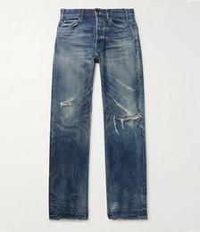 '90s Mid-Rise Selvedge Denim Jeans