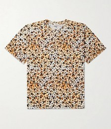 + Gregory Edwards Stranded in the Jungle Printed Cotton-Jersey T-Shirt