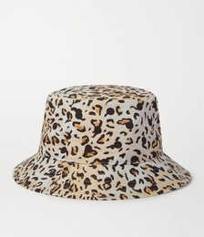 + Gregory Edwards Stranded in the Jungle Printed Cotton-Drill Bucket Hat
