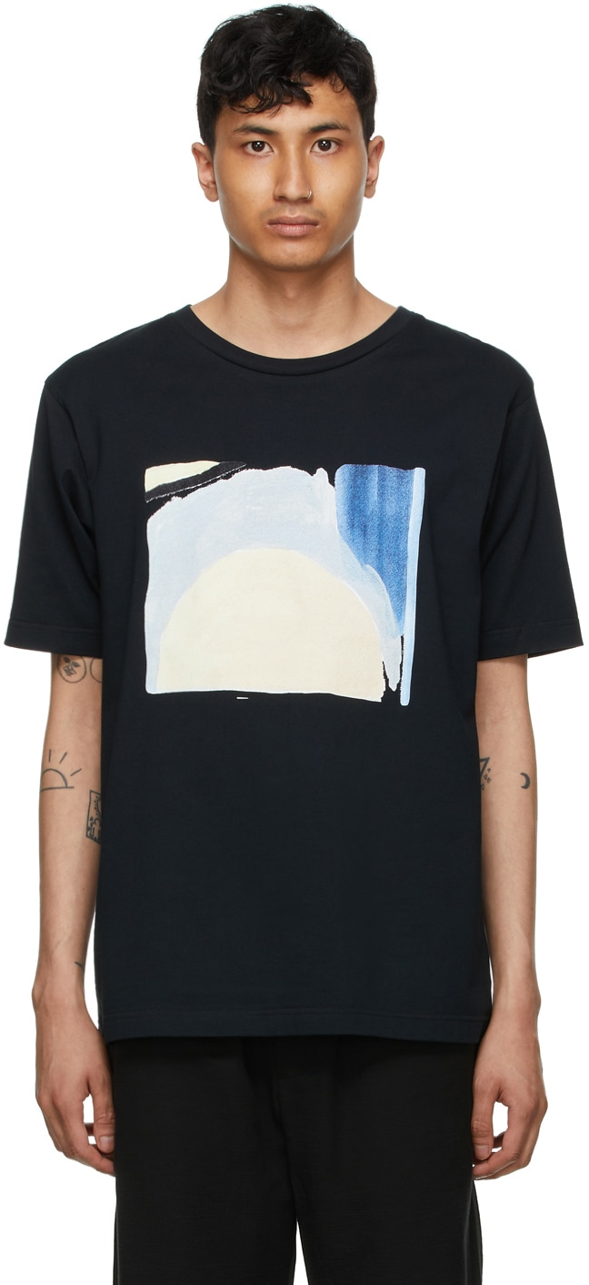 Black Piscine T-Shirt