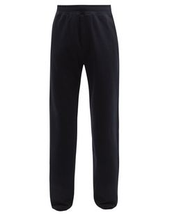 Olin Cuffed-ankle Cotton Track Pants
