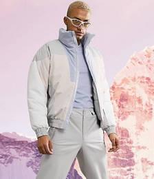 Pastel Ski Outfit