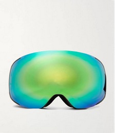 M2 Ski Goggles and Stretch-Jersey Face Mask