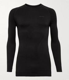 Maximum Warm Stretch Tech-Jersey Ski T-Shirt