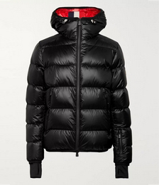 Hintertux Slim-Fit Quilted Shell Down Ski Jacket