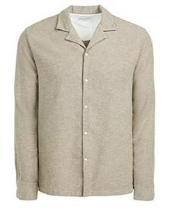 Eren Brushed Flannel Shirt