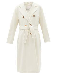 White Madame Icon Coat