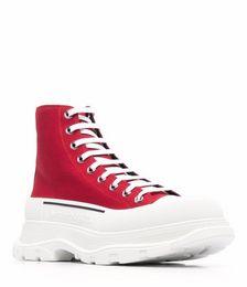 Tread Slick High-top Sneakers
