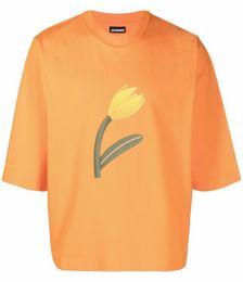 Tulip Print T-shirt