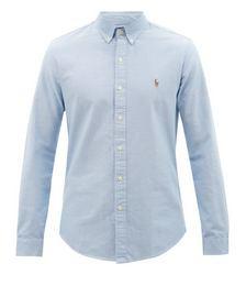 Slim-fit Cotton-Oxford Shirt