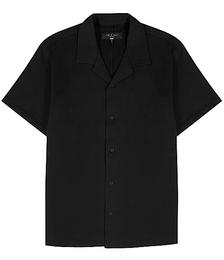 Avery Black Jersey Shirt