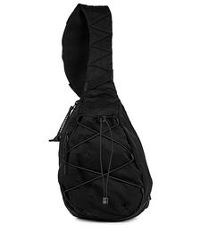 Black Shell Cross-body Bag