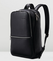 Sam Classic Leather Slim Backpack