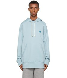 Blue French Terry Hoodie