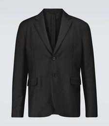 Jantibo Wool-blend Blazer