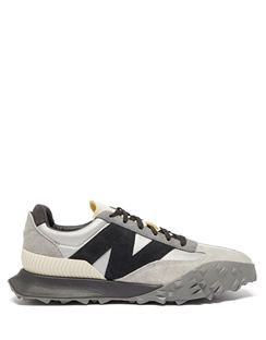 XC-72 Technical Mesh and Suede Trainers