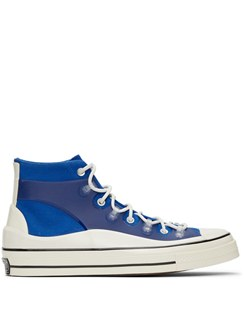Blue Chuck 70 Utility Hi Sneakers