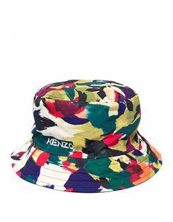 Paint-print Bucket Hat