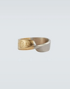 Twisted Number Ring
