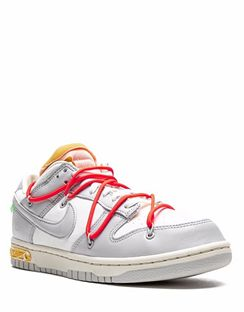 x Off-White Dunk Low Sneakers