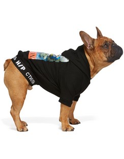 Black VIP Edition 'Style' Dog Hoodie