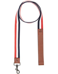 Multicolor Poldo Dog Couture Edition Webbing Dog Leash