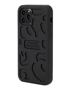 Black Silicone iPhone 11 Case