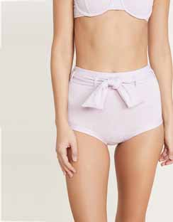 Lavender Bikini Bottoms