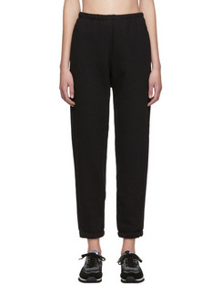 Black Beachwood Lounge Pants