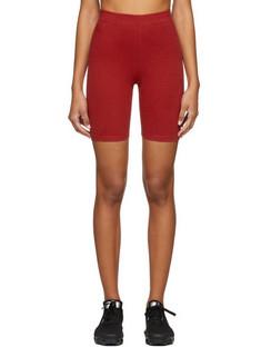 Red Tour De France Bike Shorts