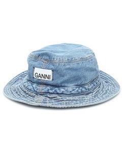 Denim Bucket Hat