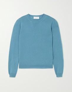 Kawaï Cashmere and Silk-blend Sweater