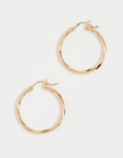 Francisca 22 Hoop Earrings