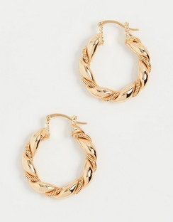 So Twisted Hoops
