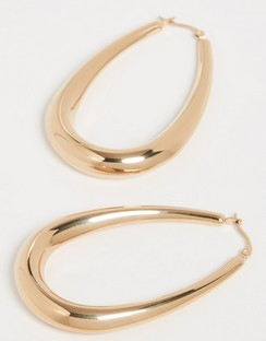 Bold & Beautiful Hoop Earrings