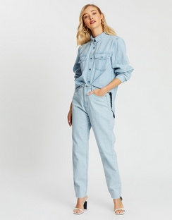 Riot High-Waisted Mom Jeans