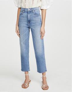 London Crop Jeans