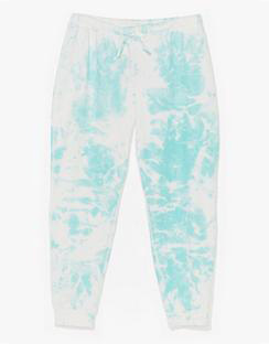 You're All Tie Want Plus Tie Dye Joggers