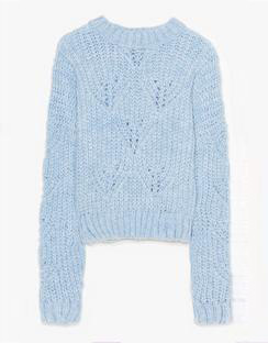 Keep Knit Simple Plus Cable Knit Jumper