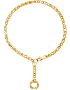 Gold Rina Necklace