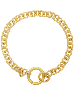 Gold Fede Necklace