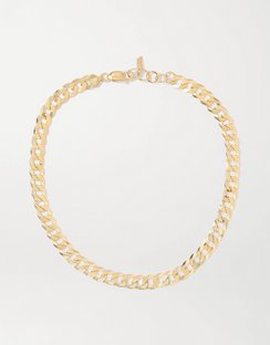 + NET SUSTAIN Gold Necklace