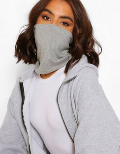 Snood Fashion Face Covering