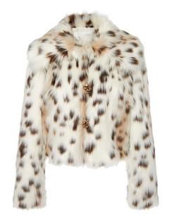 Oleander Linca Faux Fur Jacket
