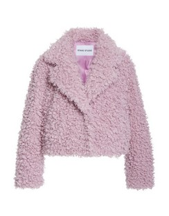Janet Faux Fur Jacket