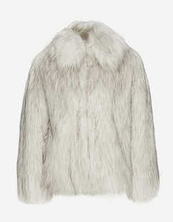 Murphy faux-fur jacket