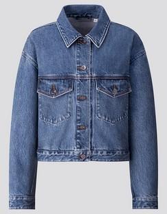 W's U denim jacket