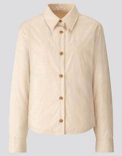 W's U padded shirt jacket